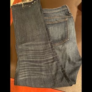 J. Crew jeans gently used